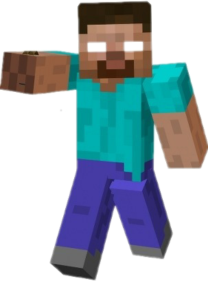 Download Minecraft Herobrine Png Image With No Background