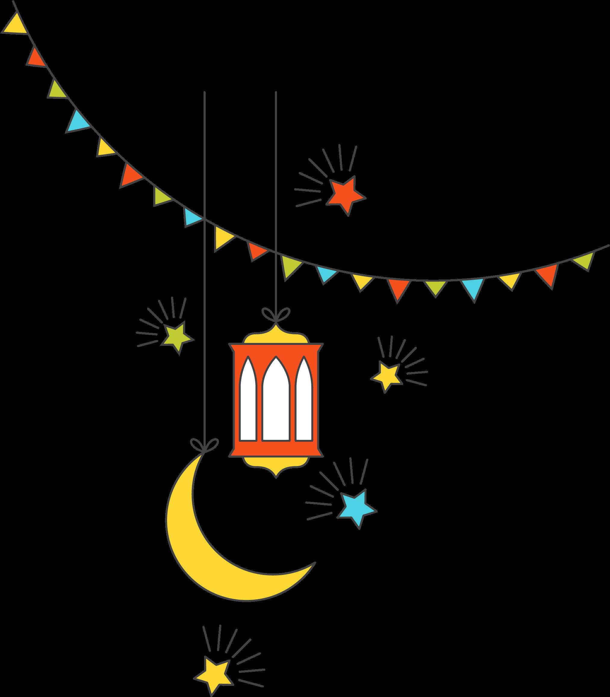 Download Vector Download Eid Al Adha Religion Clip Art Flat