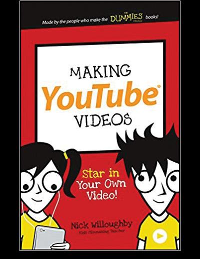 Making Youtube Videos - Making Youtube Videos Book (600x600), Png Download