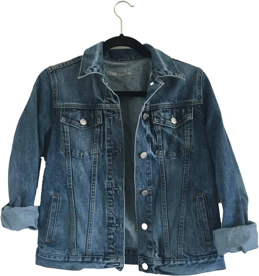 Download Jean Jacket Png Image With No Background Pngkey Com