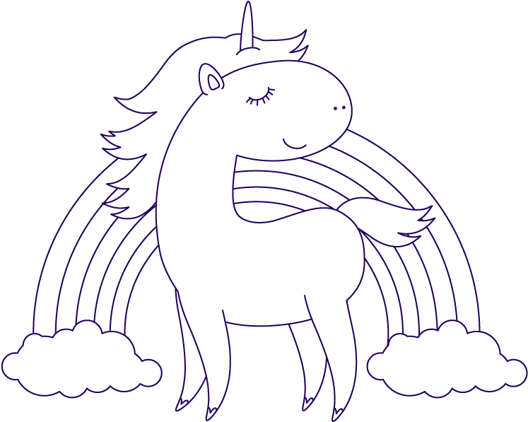 Download Free Library How To Create A Unicorn Illustration In