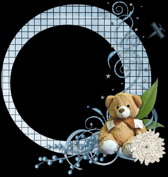 Cadres Et Bordures - Cadres Enfants Png (595x625), Png Download