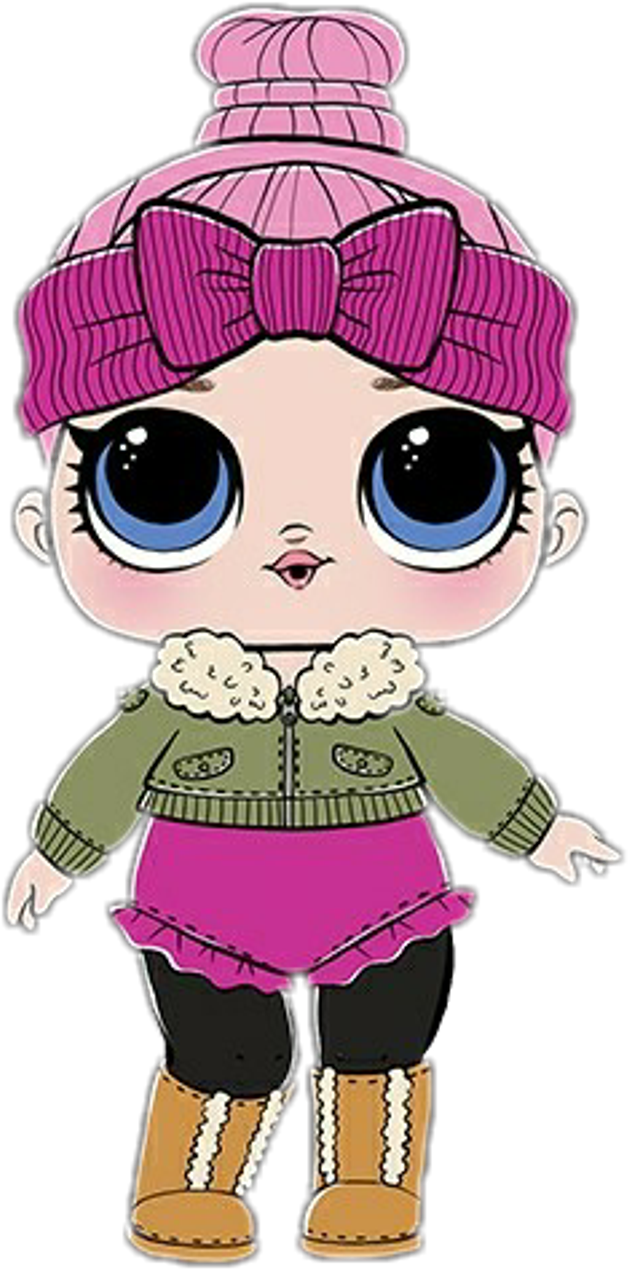 Download #lol Surprise - Cozy Babe Lol Doll PNG Image with ...