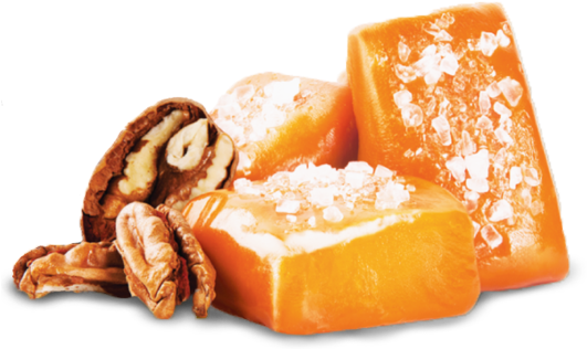 Salted Caramel Meltdown - Myprotein Whey Salted Caramel (530x331), Png Download