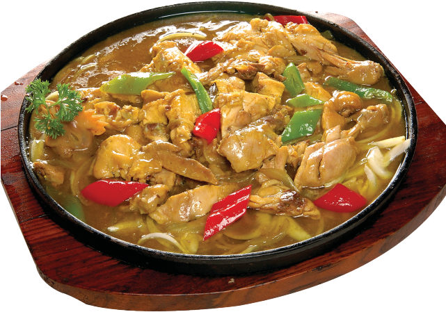 Chicken Curry Clipart Yellow Curry - Chicken Curry Images Png (640x480), Png Download