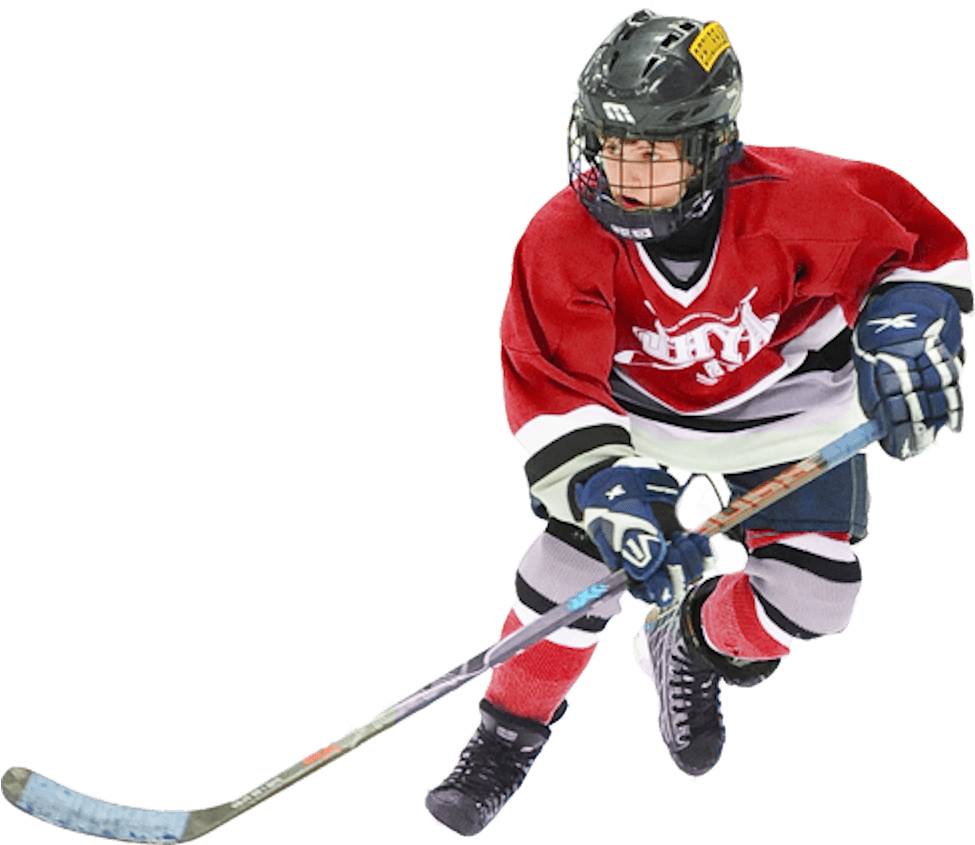 Hockey Transparent - Hockey Player Png Transparent (1015x950), Png Download