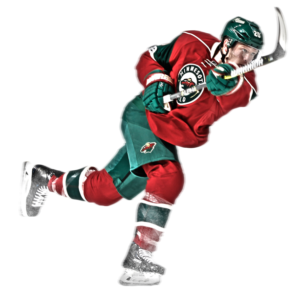 Suter - Transparent Hockey Player (799x600), Png Download